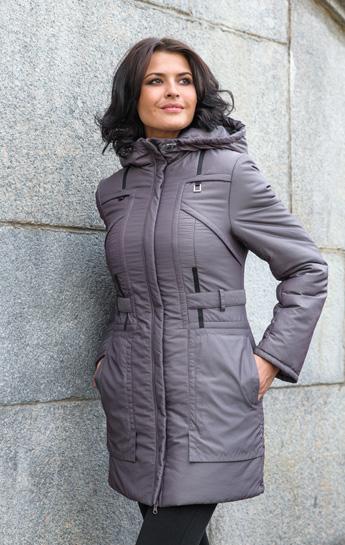 модные пальто зима 2012, купить женское зимнее кожаное пальто