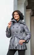 Красивую Куртку Большой Размер