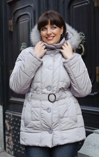 Зимняя куртка, модель Бони