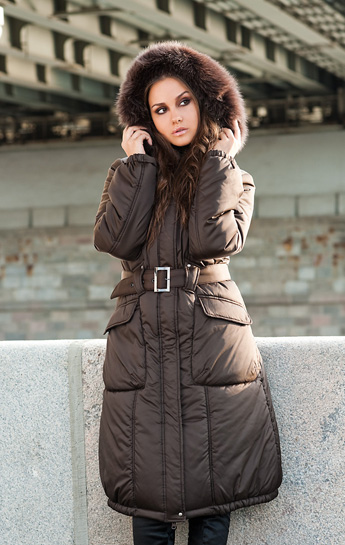 Верхняя женская одежда зима 2009 2010