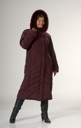 верхняя женская одежда - пальто